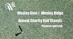 Wesley Glen / Wesley Ridge Annual Charity Golf Classic 2014