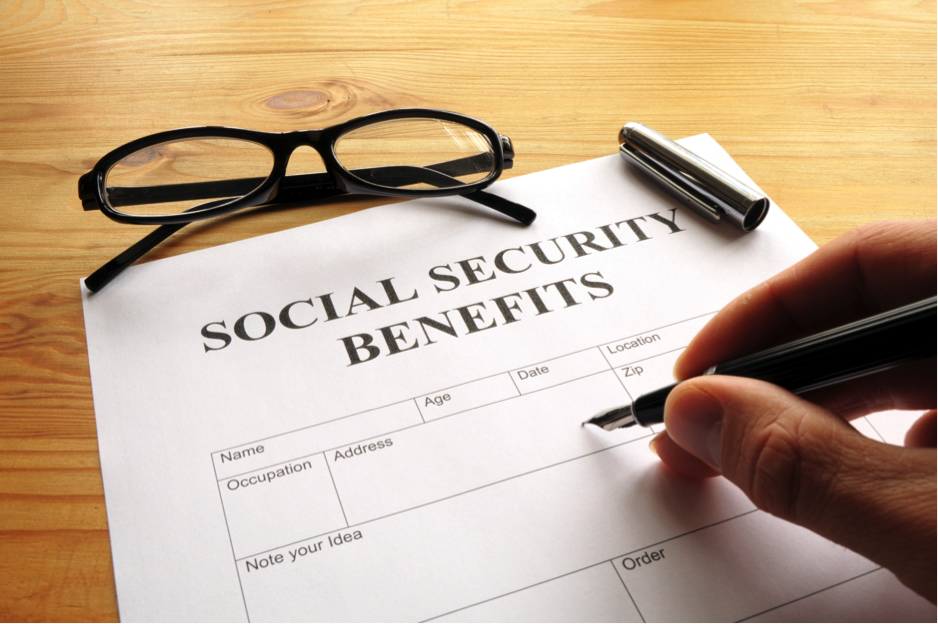 Social Security Questions