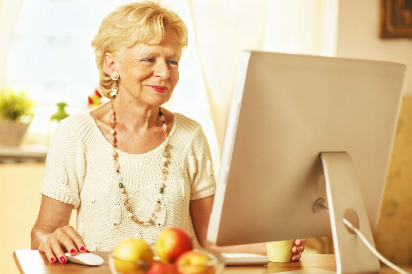 Back to Work at Our Age?! New Careers for Seniors