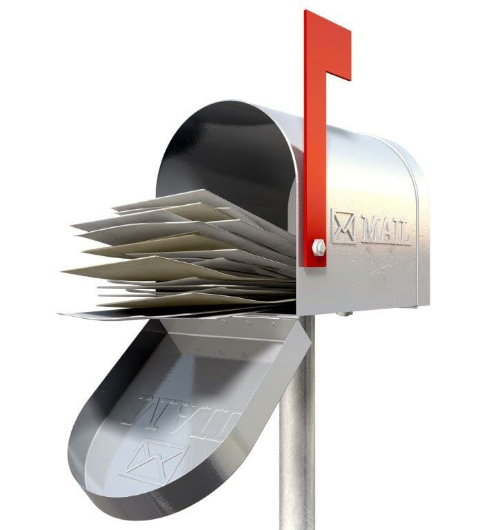 Full Mail Box